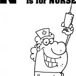 Litera N jak pielęgniarka