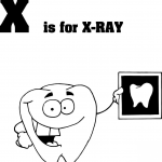 Litera X jak promienie ustrafioletowe