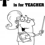 Litera T jak nauczyciel