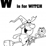 Litera W jak wiedźma