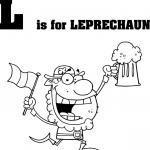 Litera L jak krasnal
