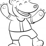 Cartoon Bear