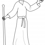 Cartoon Paul the Apostle