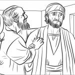 Ananias Helps Saul
