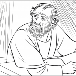 The Lord Called to Ananias in a Vision