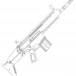 KarabinFN SCAR
