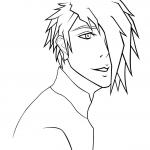 Rj Anime Boy Portrait by...