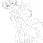 Ogami Rei from Code Breaker