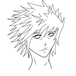 L Lawliet from Death Note