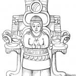 Mayan Figure