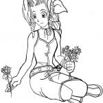 Aeris from Final Fantasy Vii