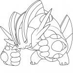 Mega Swampert Pokemon
