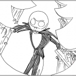 Jack Skellington from Nightmare...