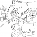Cook Witch