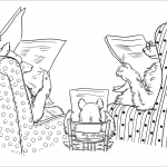Three Bears Read Newspapers