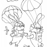 Rabbits Parachutists Met Each Other...