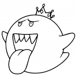 Mario Kart King Boo