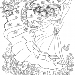 Pagan Girl Dancing