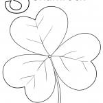 Letter S is for Shamrock