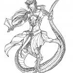Sinbad Character from Manga/Anime...
