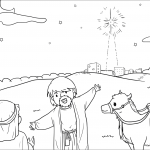 When The Magi Saw the Star They...