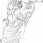 Anioł Gabriel