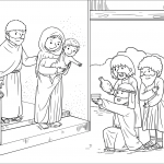Magi Presenting the Child with...