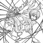 Yokai Kubinashi from manga...