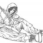 Yokai Shoei from manga Nurarihyon...