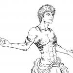 Yokai Zen from manga Nurarihyon no...