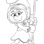 Smurfwillow from Smurfs: the Lost...