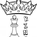 Bierka szachowa Król