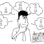 Thinking Chess Moves