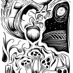 Doodling by Nick Lee