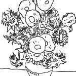 Słoneczniki, Vincent van Gogh