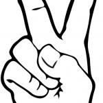 Znak ASL numer 2