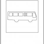 Znak drogowy D-15: Przystanek...