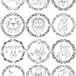 Znaki zodiaku stworzone przez Curvy...