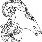 Koziorożec znak zodiaku